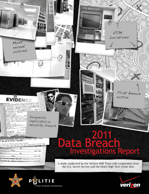 2011 Data Breach Investigations Report - United States Secret Service - secretservice