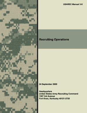 Usarec reg 3 0 fill online printable fillable blank pdffiller usarec reg 3 0 fandeluxe Image collections