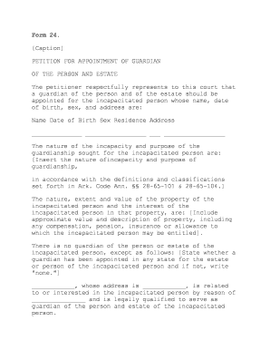 Sample Of Petition Letter from www.pdffiller.com