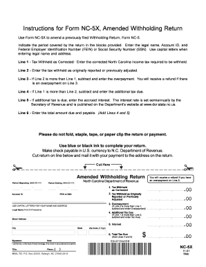 Nc Tax Payment Voucher - Fill Online, Printable, Fillable, Blank ...