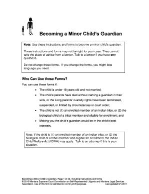 parental guardianship of minor child power of attorney texas pdf