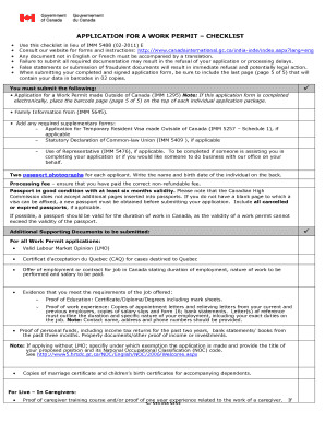 Canadian ipo checklist template