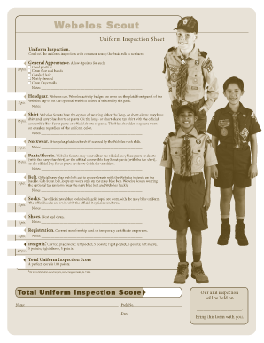 Boy ScoutS of AmericA ADuLt APPLicAtioN -
