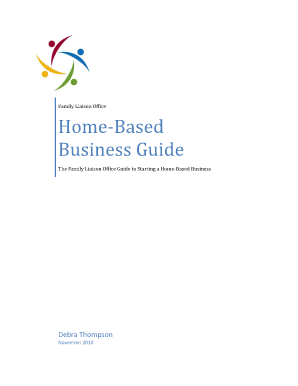 home based business survival guide pdf