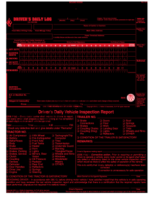 driver pdf daily form