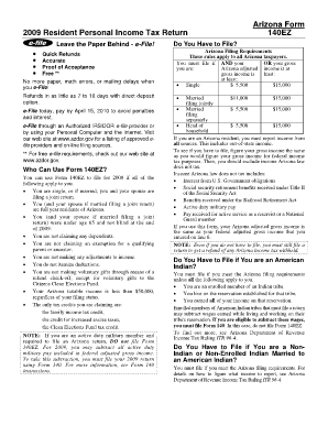 A 140 Ez Tax Form 2009 - Fill Online, Printable, Fillable, Blank ...