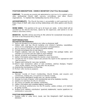 application letter for admin clerk - Fill Out Online ...