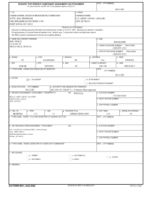 Dd 4651 - Fill Online, Printable, Fillable, Blank | PDFfiller