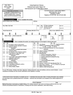cdl phy state form #49867