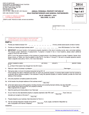 Maryland Balance Sheet Form 4a Fill Online Printable - www ...