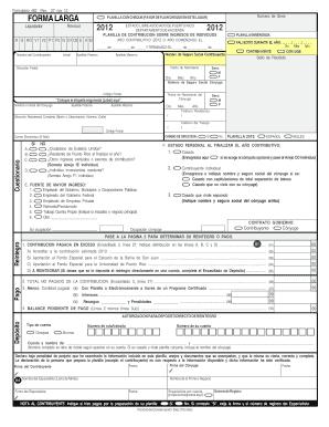 Pdf Formulario 482 2015 - Fill Online, Printable, Fillable, Blank ...