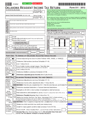 fillable oklahoma income tax form