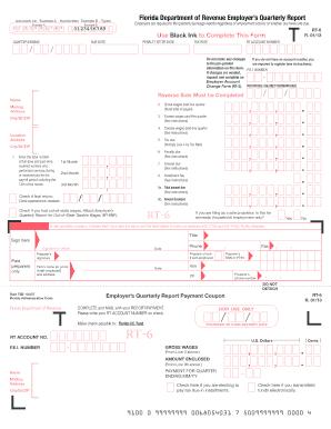 2013 Form FL DoR RT-6 Fill Online, Printable, Fillable, Blank ...