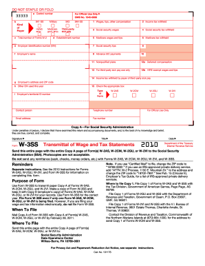 W 3 2010 fillable form