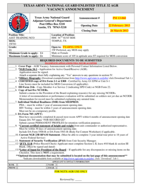 2013-2019 Form DA 5500 Fill Online, Printable, Fillable
