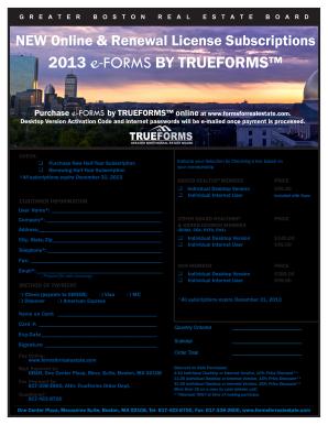 Boston Real Estate Board Formpdffillercom - Fill Online, Printable ...