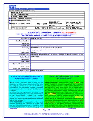 Ncnda Form Fill Online Printable Fillable Blank