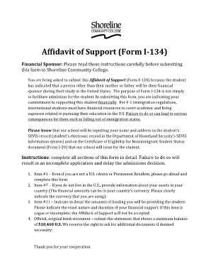 Notarized affidavit of support fill online printable fillable notarized affidavit of support altavistaventures Images