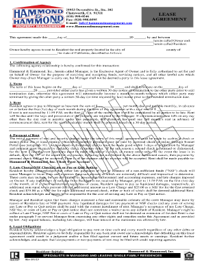 Fillable lease/rental mold and ventilation addendum - zipForm by ...