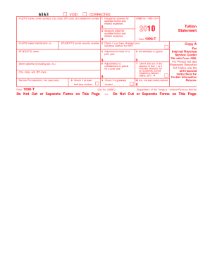 form 1098 t 2010