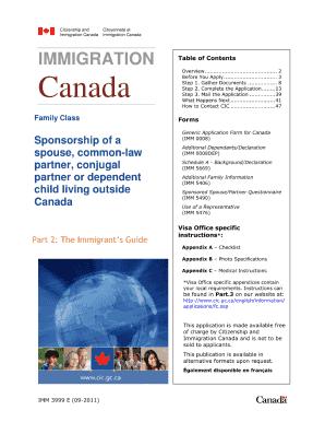 canada sponsor spouse immigration