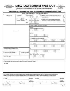 Lm 4 - Fill Online, Printable, Fillable, Blank   PDFfiller