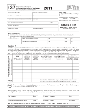 Ritas Application Forms - Fill Online, Printable, Fillable, Blank ...