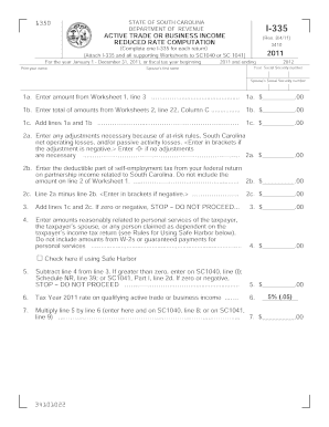 What is form SC1040?