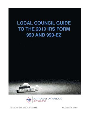 Audit Committee Guidebook - scouting