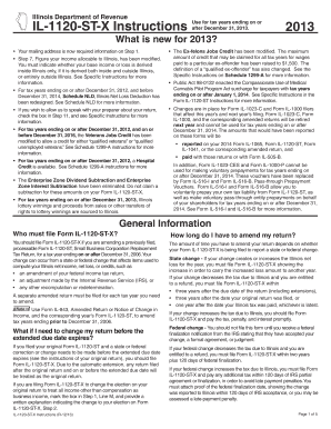 federal form 1120 instructions