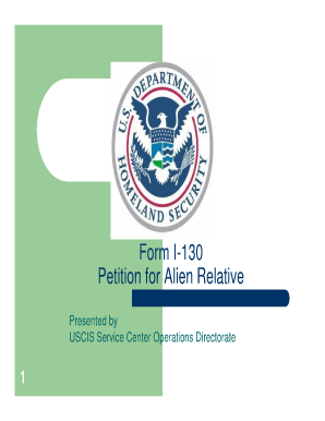 Form I-130 Petition for Alien Relative - USCIS - uscis