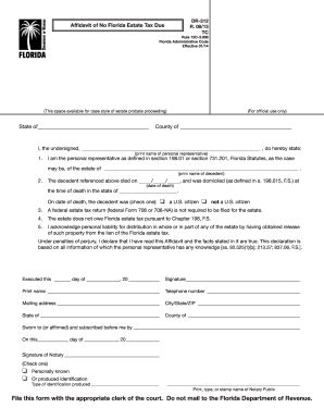 2013-2017 Form FL DoR DR-312 Fill Online, Printable, Fillable ...