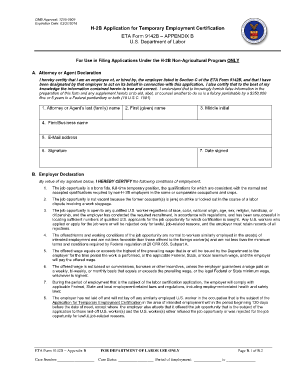 Labor Certification 9142 - Fill Online, Printable, Fillable, Blank ...