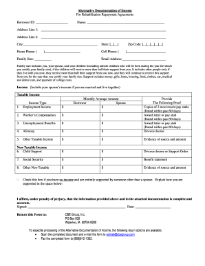 how to fill out income driven repayment plan request