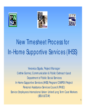 seiu timesheets training for ihss form