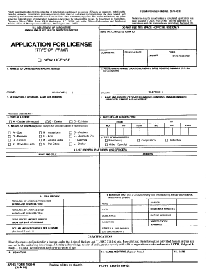 Fillable Online APHIS Form 7003-A - Pet Sugar Gliders Fax Email ...