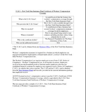 U 263 Form - Fill Online, Printable, Fillable, Blank | PDFfiller