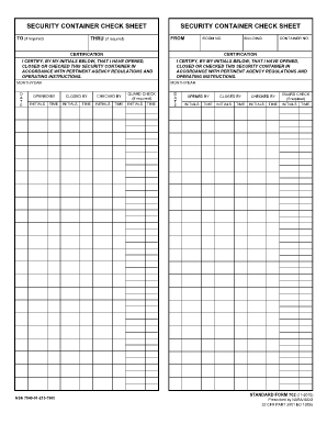 Fillable Online archives SF-702 Fax Email Print - PDFfiller