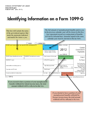1099 form kansas  Fillable Online Identifying Information on a Form 13-G ...