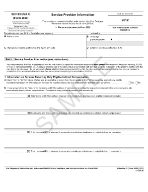 2013 schedule c Forms and Templates - Fillable & Printable Samples ...