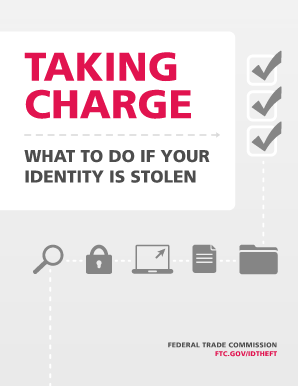 Taking Charge: What To Do If Your Identity Is Stolen. The FTCu0027s Updated And