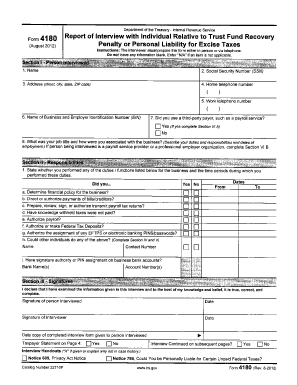 form 4180 form 4180 - People.davidjoel.co