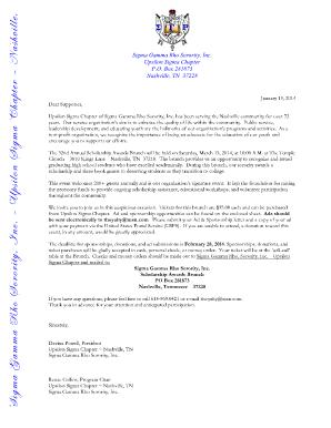target donation request form pdf
