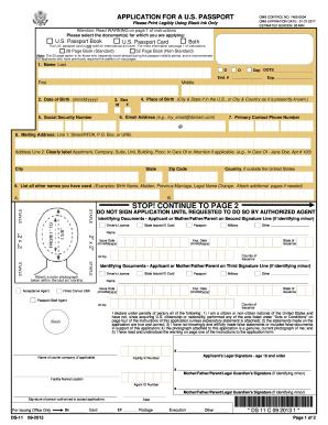 Itseasypassport - Fill Online, Printable, Fillable, Blank | PDFfiller