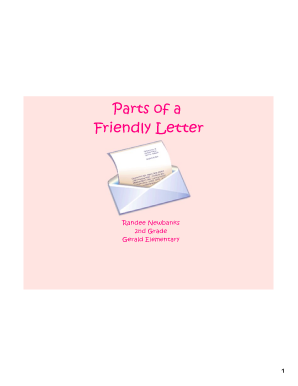 25 Printable Friendly Letter Forms And Templates Fillable Samples