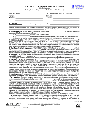 Bill Of Sale Form Kentucky Offer To Purchase Commercial Real ...