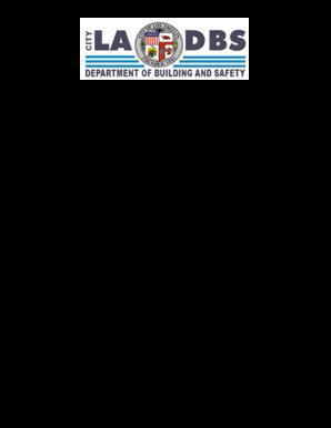 Fillable Online Ladbs Certified Welder Ladbs Org Ladbs