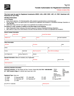 royal bank pre authorized debit form