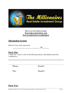 Ncnd Form Real Estate Fill Online Printable Fillable