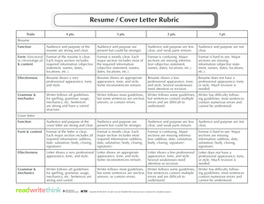 Resume Cover Letter Forms And Templates Fillable Printable